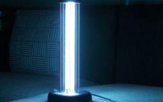 Инструкция для людей, работающих с ультрафиолетовым бактерицидным излучением