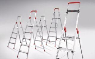 Требования к лестницам и стремянкам