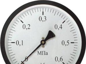 поверка манометров правила периодичность