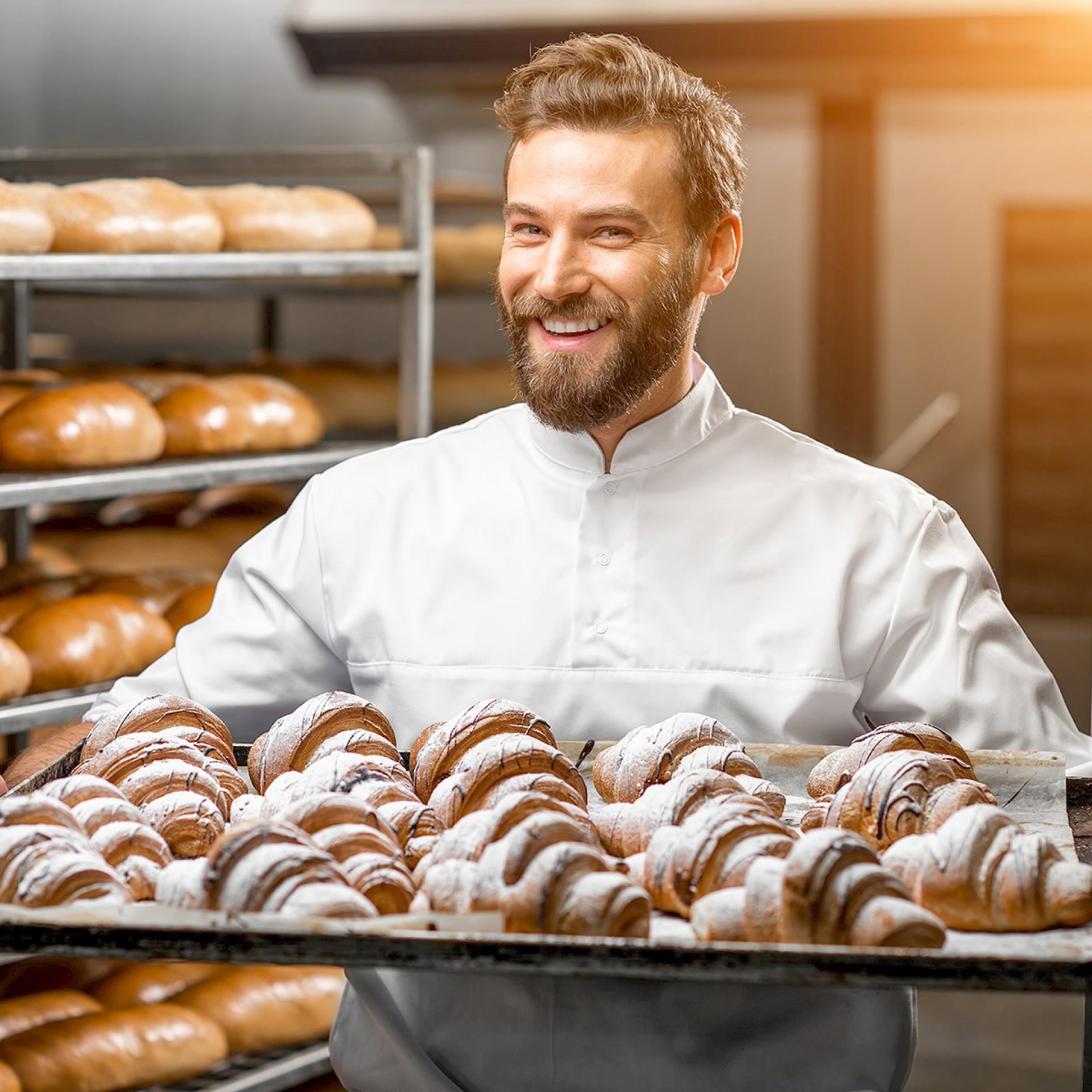 Работа-пекаря